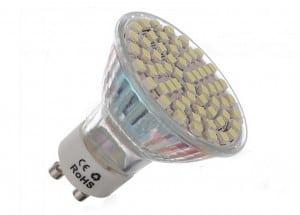 Der er mange penge at spare ved at skifte til LED. Foto: Wikipedia