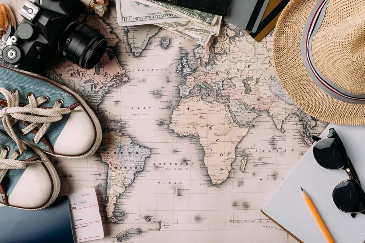 Spare penge i udlandet