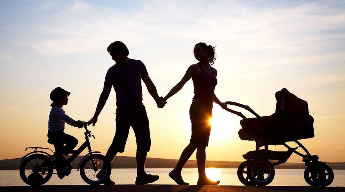 Familie og tilskud til pasning af eget barn