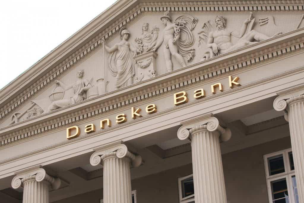 Danske Bank udbytte-aktie