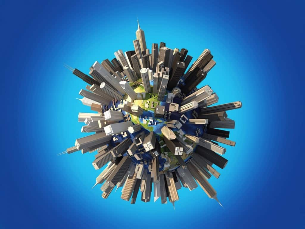 Megatrend: Urbanisering