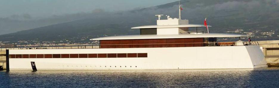 Minimalistisk båd
